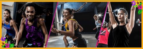 Luau Les Mills Launch @ Benjamin Harrison YMCA | Indianapolis | Indiana | United States