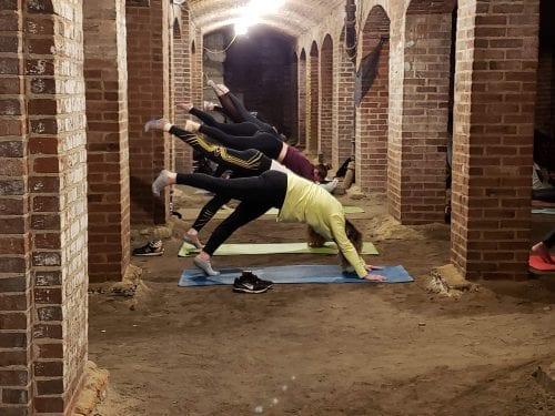 catacomb yoga
