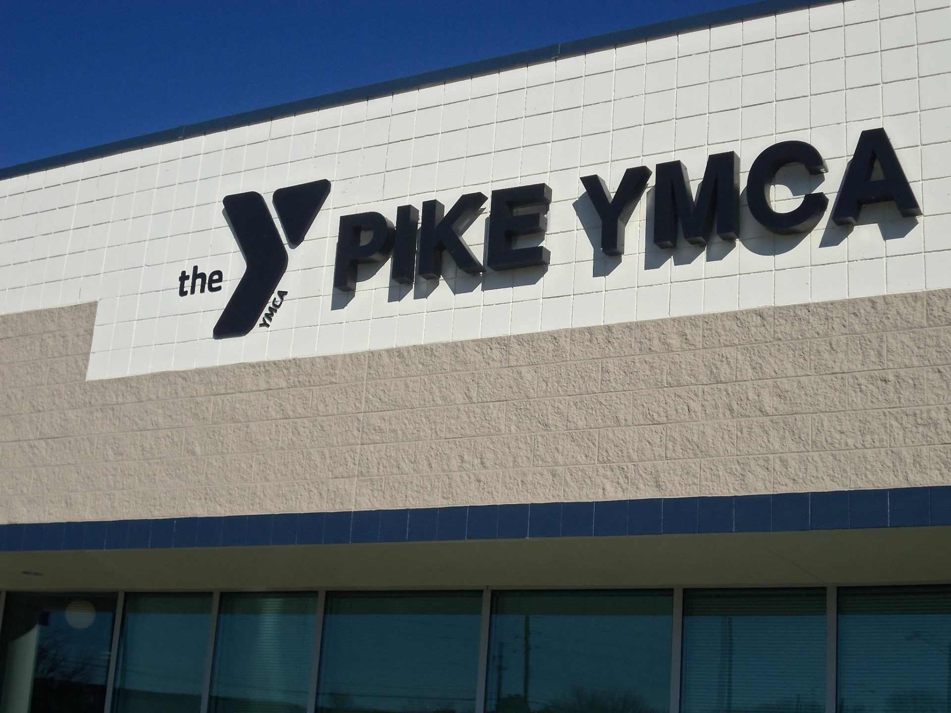 Exterior at Pike YMCA | YMCA of Greater Indianapolis