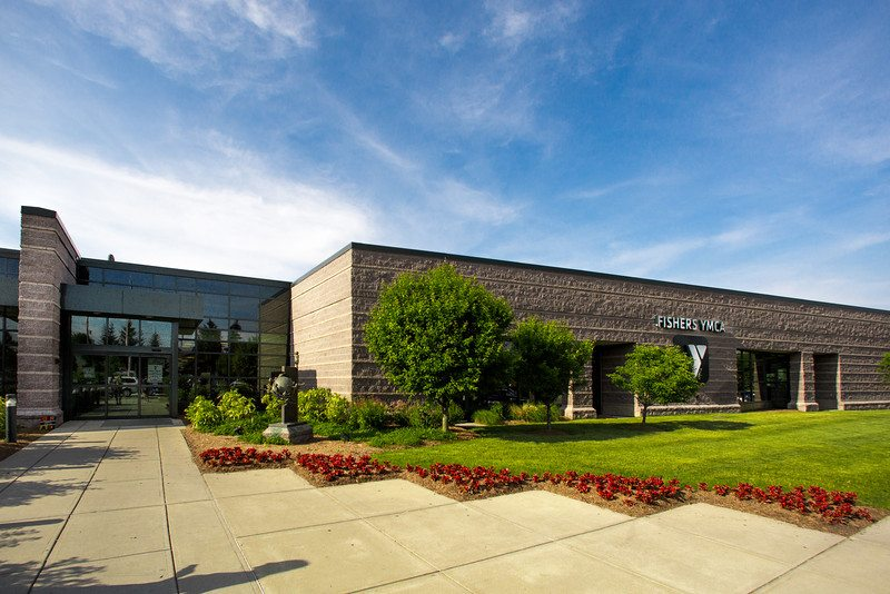 Exterior at Fishers YMCA   YMCA of Greater Indianapolis