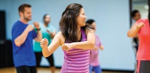 Dance Party @ Hendricks Regional Health YMCA Gym | Avon | Indiana | United States