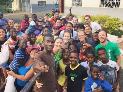 2018 Alternative Spring Break Service Trip to Jamaica @ Mandeville, Jamaica