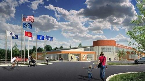 OrthoIndy Foundation YMCA Groundbreaking Ceremony @ Site of future OrthoIndy Foundation YMCA   Indianapolis   Indiana   United States