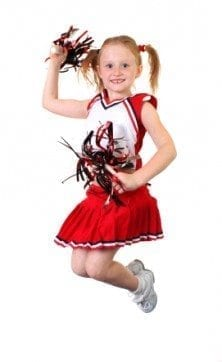Registration for Football Cheerleading is now open! Classes start July 29. @ Ransburg YMCA   Indianapolis   Indiana   United States