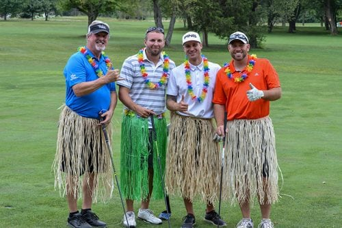 Golfing for a cause @ Annual Gold Outing   Indianapolis   Indiana   United States