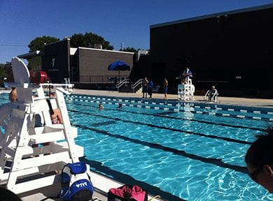 Biggest Pool Party with Arni's Restaurant @ Jordan YMCA | Indianapolis | Indiana | United States