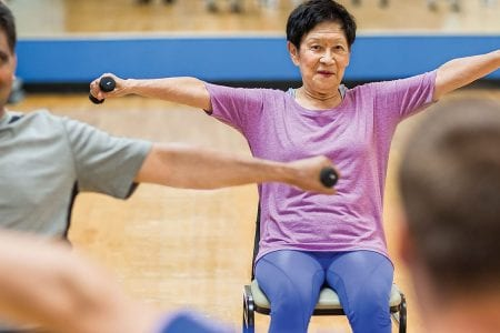 Group Exercise at Witham YMCA | YMCA of Greater Indianapolis