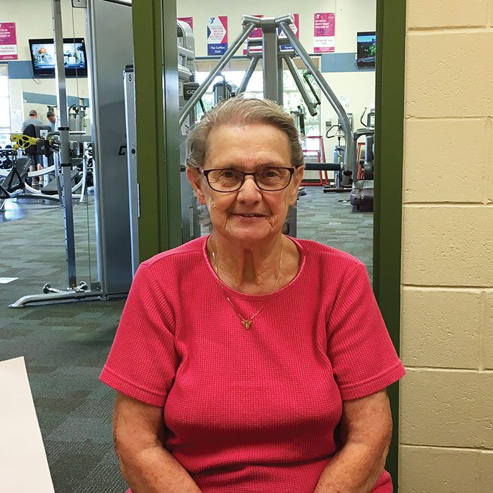 Nancy Y Story at Witham YMCA | YMCA of Greater Indianapolis